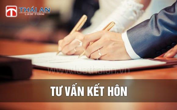 Dịch vụ tư vấn kết hôn