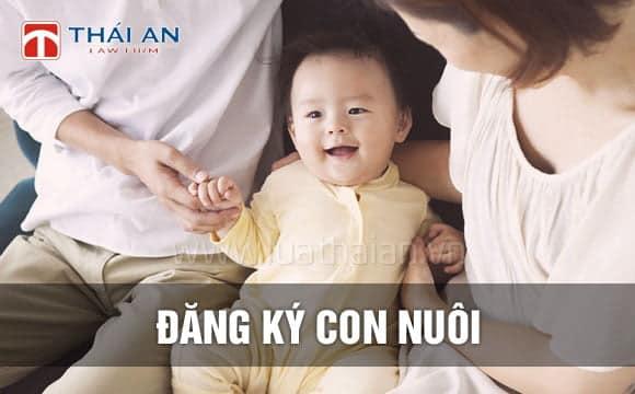 Dịch vụ đăng ký con nuôi