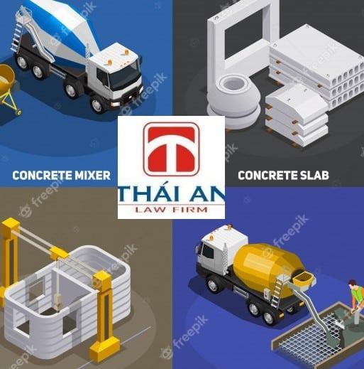 sản xuất vật liệu xây dựng