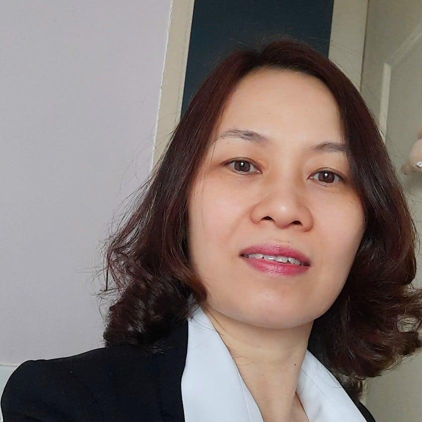 Luật sư Nguyễn Thị Huyền
