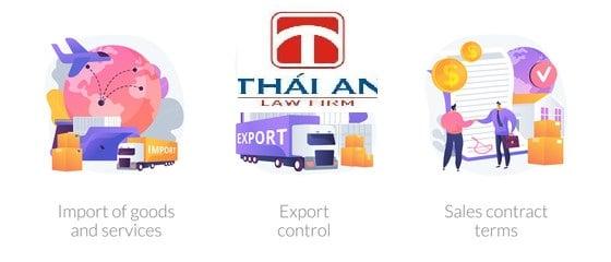 mẫu hợp đồng xuất nhập khẩu