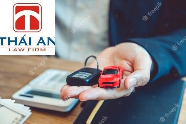 mẫu hợp đồng mua bán xe ô tô
